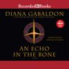 Diana Gabaldon - An Echo in the Bone  artwork