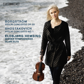 Borgström & Shostakovich: Violin Concertos
