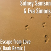 Escape from Love (Baak Remix) - Single