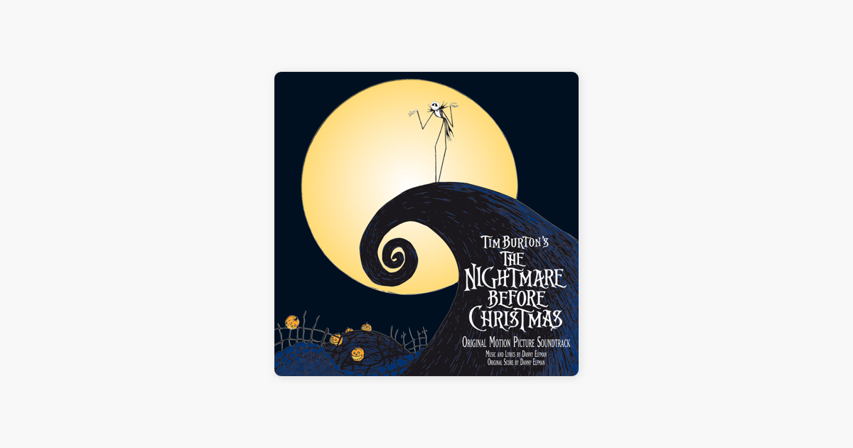 The Nightmare Before Christmas (Original Motion Picture Soundtrack ...
