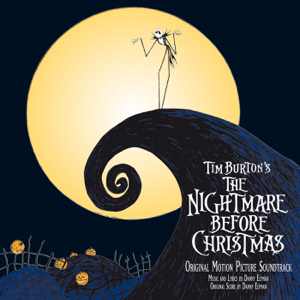 Various Artists - The Nightmare Before Christmas (Original Motion Picture Soundtrack)