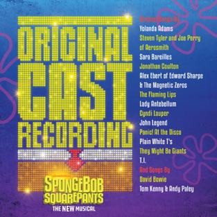 SpongeBob SquarePants, the New Musical (Original Cast Recording) – Original Cast of SpongeBob SquarePants, The New Musical