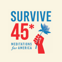 Podcast cover art for Survive 45: Meditations for America