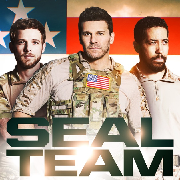 SEAL Team, Season 1 - SEAL Team