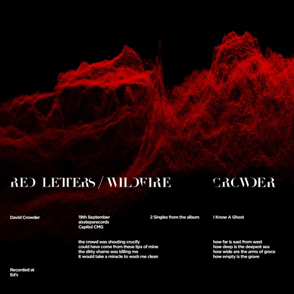 Cover art for Red Letters