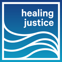 Podcast cover art for Healing Justice Podcast
