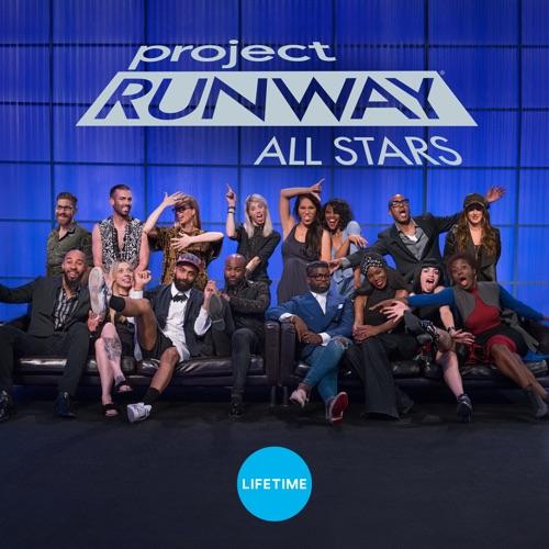 Project Runway All Stars, Season 6 poster