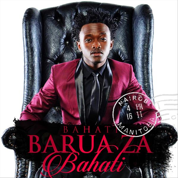 Barua Za Bahati by Bahati