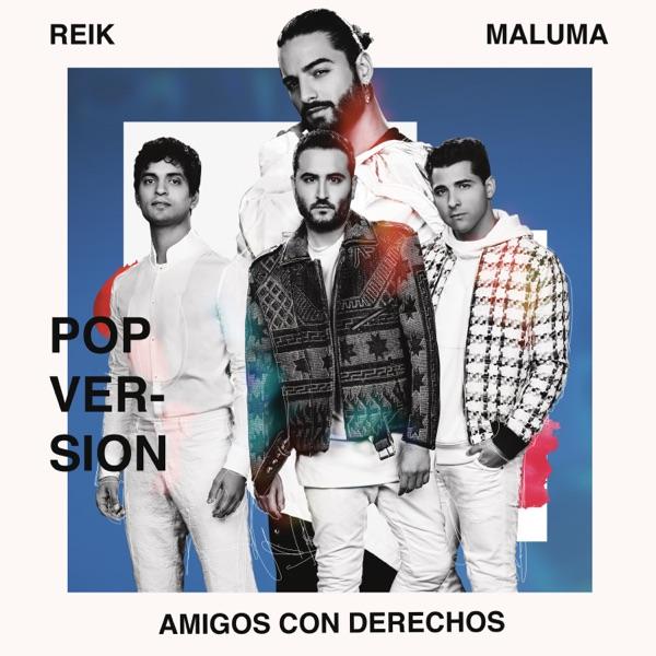 Amigos Con Derechos (Versión Pop) - Single