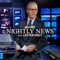 Podcast cover art for NBC Nightly News
