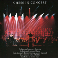 Benny Andersson & Björn Ulvaeus - Chess in Concert (Live) artwork