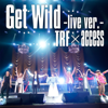 TRF × access - Get Wild -live ver.- アートワーク