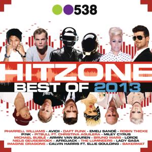 Verschillende artiesten - 538 Hitzone Best Of 2013