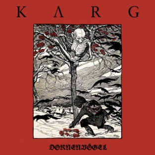 Karg - Dornenvogel album cover