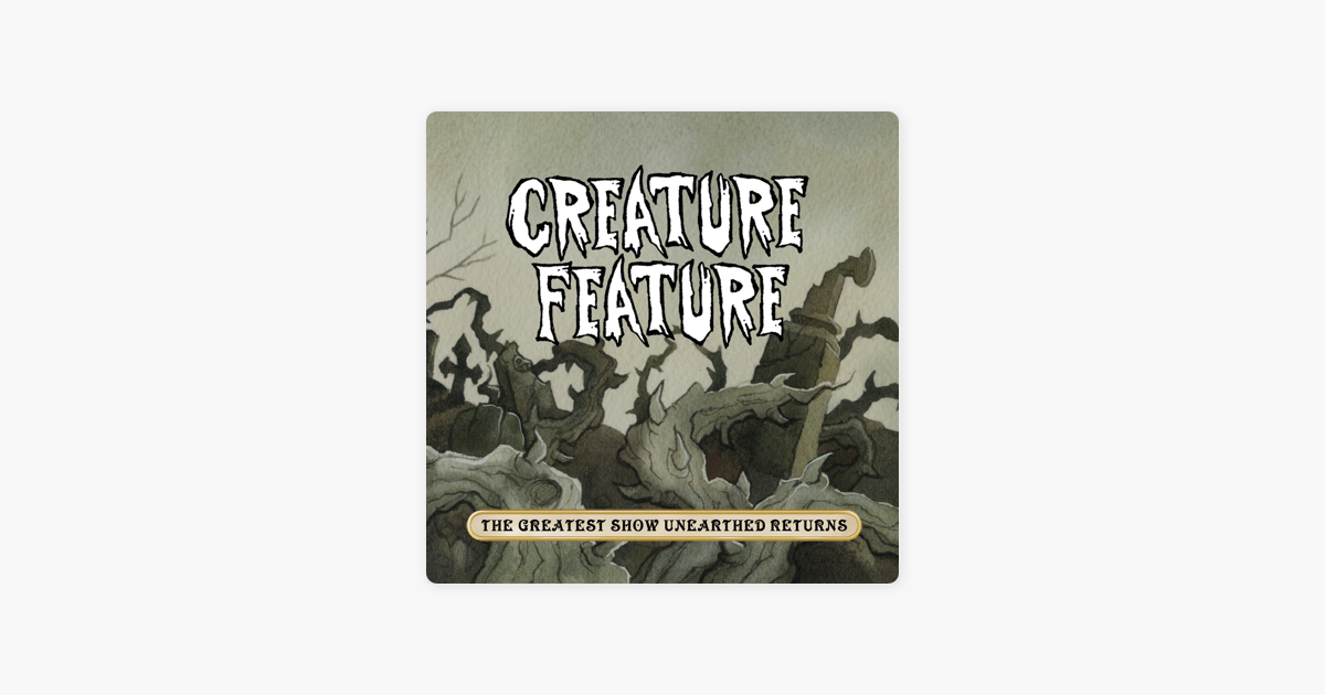 creature feature it was a dark and stormy night перевод