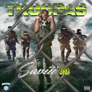 Saviii Troopas music review