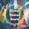 Tibetan Meditation Music & Tibetan Singing Bowls Meditation - Crystal Tibetan Bowls 432Hz - Heal Chakras with Soothing Frequencies to Balance Energy