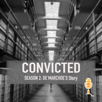 Podcast cover art for Convicted