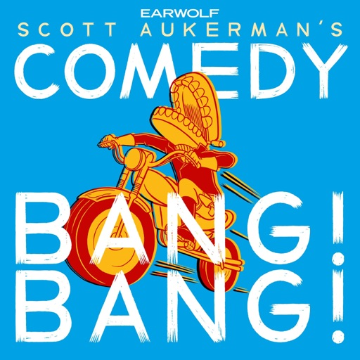 Cover image of Comedy Bang Bang: The Podcast