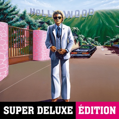 Hollywood (Super Deluxe Edition) - Johnny Hallyday