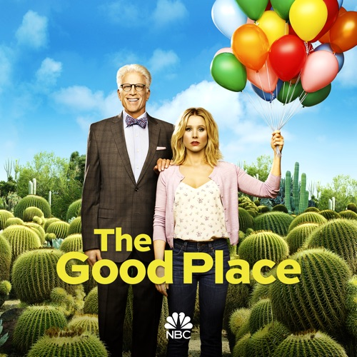 The Good Place, Season 2 poster