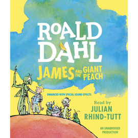 James and the Giant Peach (Unabridged) audiobook