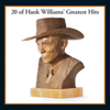 Hank Williams - 20 Of Hank Williams' Greatest Hits  artwork