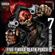 Blue on Black - Five Finger Death Punch - Five Finger Death Punch