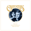 Carpenters & The Royal Philharmonic Orchestra - Carpenters with The Royal Philharmonic Orchestra  artwork