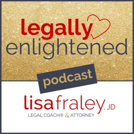EP58: When to Send a Cease and Desist Letter Legally Enlightened with Lisa Fraley