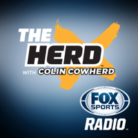 Podcast cover art for The Herd with Colin Cowherd