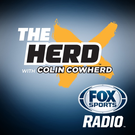 Cover image of The Herd with Colin Cowherd