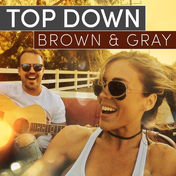 Brown & Gray - Top Down