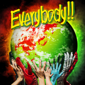 Everybody!! - WANIMA Cover Art