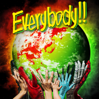 WANIMA - Everybody!! artwork