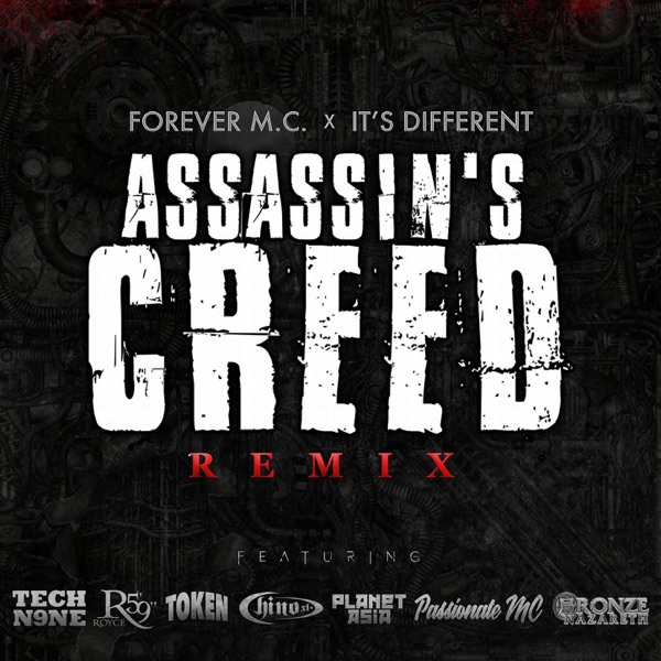 Assassin's Creed (Remix) [feat. Tech N9ne, Royce da 5'9