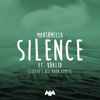 Marshmello - Silence feat Khalid Tiëstos Big Room Remix  Single Album Reviews