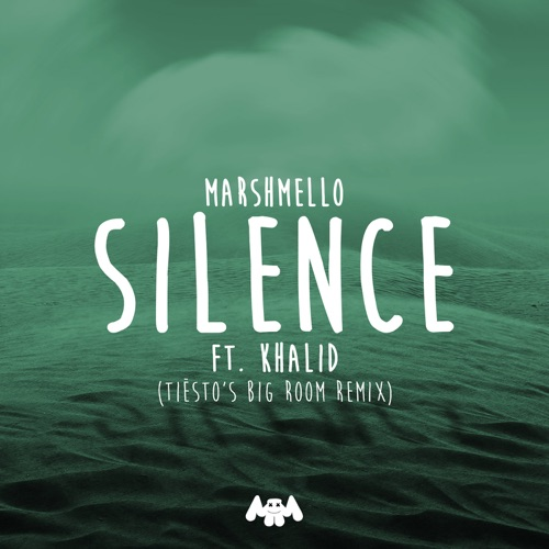 Marshmello - Silence (feat. Khalid) [Tiësto's Big Room Remix]