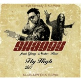 Fly High 2K17 (feat. Gary Pine & Rj Maine) [Klubjumpers Remix] - Single