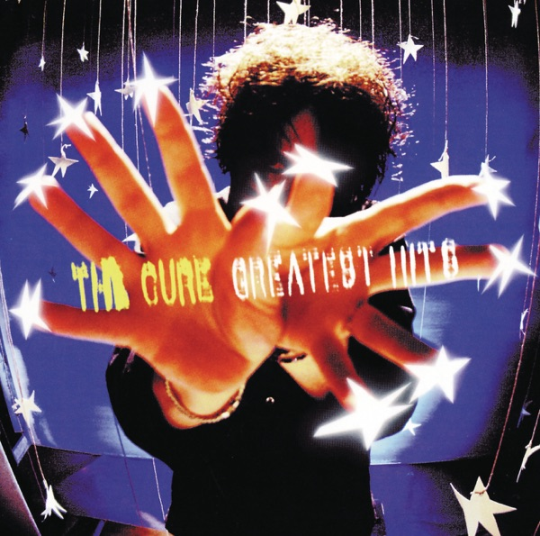 The Cure mit Lullaby
