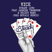 Steady 1234 (feat. Jasmine Thompson & Skizzy Mars) [Bad Royale Remix] - Single