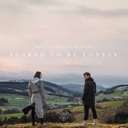 View album Martin Garrix & Dua Lipa - Scared to Be Lonely - Single