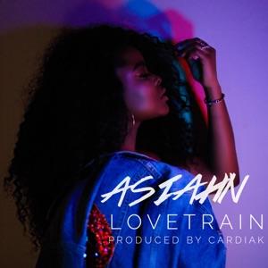 Asiahn - Love Train