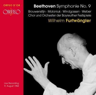 Beethoven: Symphony No  9 (Live) - Wilhelm Furtwängler & Bayreuth