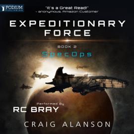 SpecOps: Expeditionary Force, Book 2 (Unabridged) audiobook