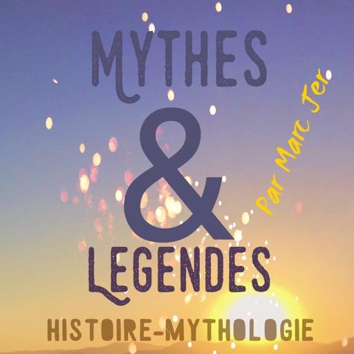 Cover image of Mythes, légendes et histoire