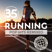 35 Pop Hits Running Remixed (Unmixed Compilation for Running, Jogging, Cycling, Gym, Cardio & Fitness)