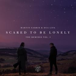 View album Martin Garrix & Dua Lipa - Scared to Be Lonely (Remixes, Vol. 1) - EP