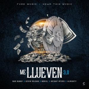 Me Llueven 3.0 (feat. Kevin Roldan, Noriel, Bryant Myers & Almighty) - Single Mp3 Download