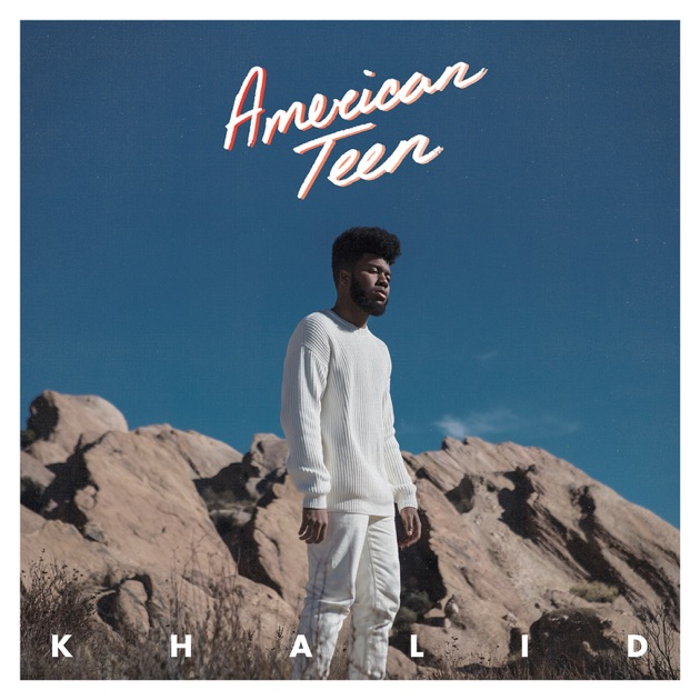 Image result for khalid american teen album